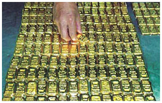 Shahjalal airport customs recover 27 kg gold from N Korean